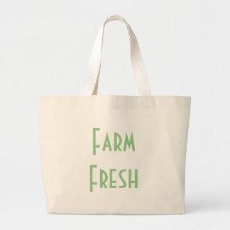 Bolsa Tote Grande Fazenda fresca