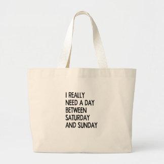 Bolsa Tote Grande fim de semana