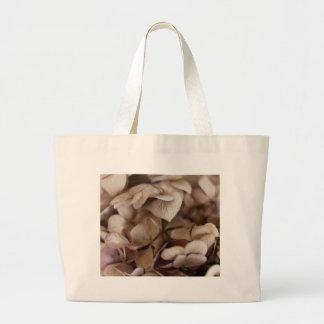 Bolsa Tote Grande Flores secas