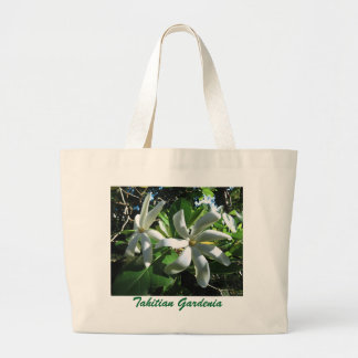 Bolsa Tote Grande Gardenia de Tahitian