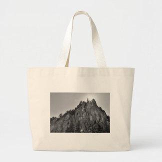 Bolsa Tote Grande Garganta de Boulder do pináculo dos estreitos