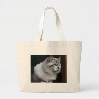 Bolsa Tote Grande gato