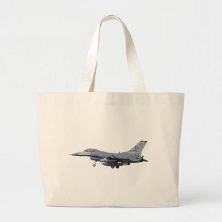 Bolsa Tote Grande General_Dynamics_F-16C_Fighting_Falcon_ (401),