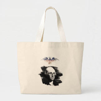 Bolsa Tote Grande George Washington