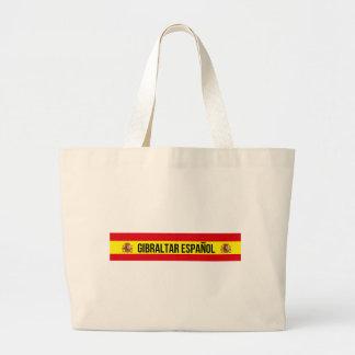 Bolsa Tote Grande Gibraltar Español - espanhol Gibraltar