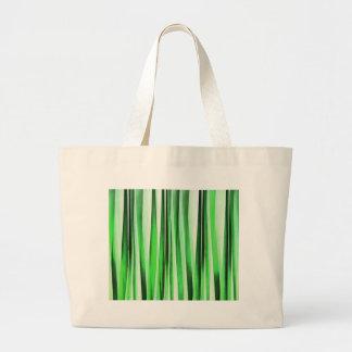 Bolsa Tote Grande Grama verde de sussurro