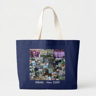 Bolsa Tote Grande Grande saco de Israel Nov09