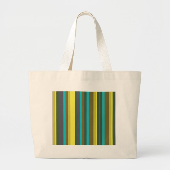 Bolsa Tote Grande Green_stripes