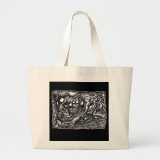 Bolsa Tote Grande Grendel-Mother-Dream_