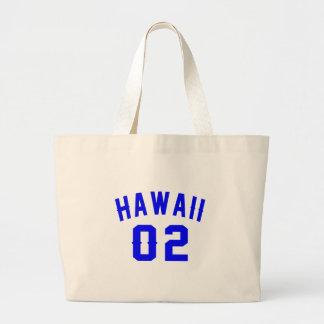 Bolsa Tote Grande Havaí 02 designs do aniversário