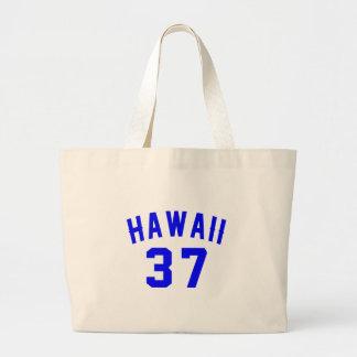 Bolsa Tote Grande Havaí 37 designs do aniversário