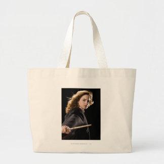 Bolsa Tote Grande Hermione Granger pronto para a ação