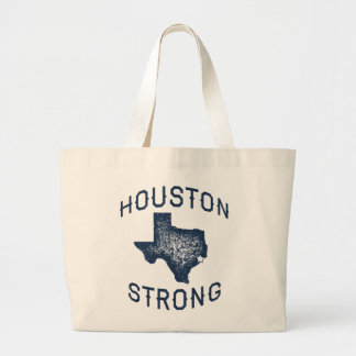 Bolsa Tote Grande Houston forte - alivio da inundação de Harvey
