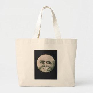 Bolsa Tote Grande Ilusão óptica da lua