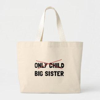 Bolsa Tote Grande Irmã mais velha do filho único