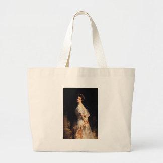 Bolsa Tote Grande John Singer Sargent - Nancy Astor - belas artes