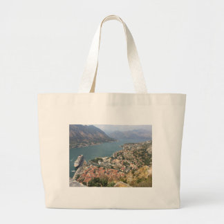 Bolsa Tote Grande Kotor, Montenegro