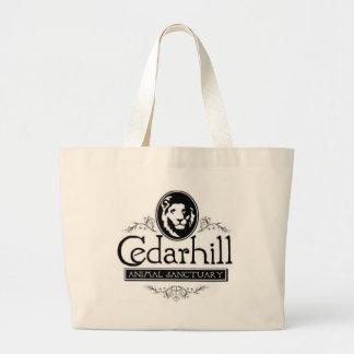 Bolsa Tote Grande Leão de Cedarhill
