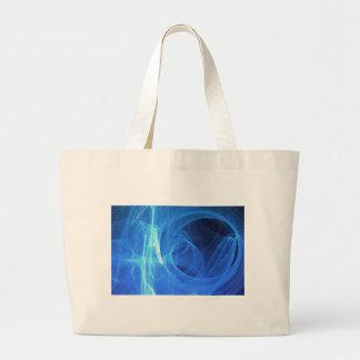Bolsa Tote Grande Luz - azul