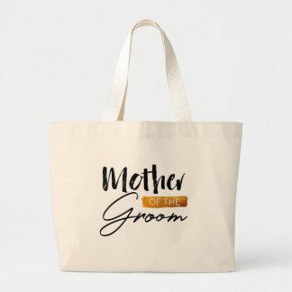 Bolsa Tote Grande Mãe do noivo
