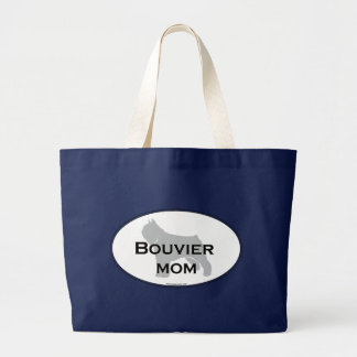 Bolsa Tote Grande Mamã de Bouvier