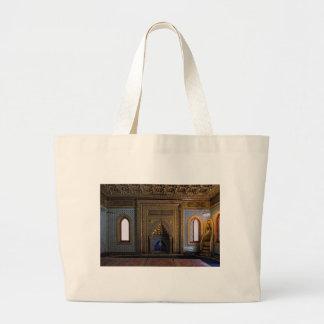 Bolsa Tote Grande Mesquita o Cairo do palácio de Manial