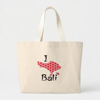 Bolsa Tote Grande Mim coração Bali