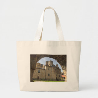 Bolsa Tote Grande Monastério em Serbia