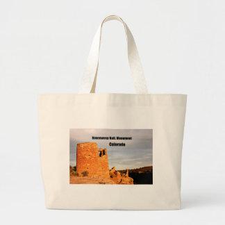Bolsa Tote Grande Monumento nacional de Hovenweep, CO