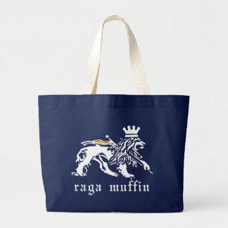 Bolsa Tote Grande Muffin Judah de Raga - saco