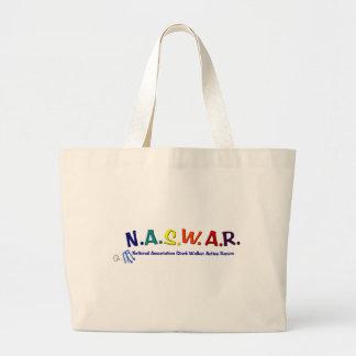 Bolsa Tote Grande NASWAR - Competência superior do caminhante