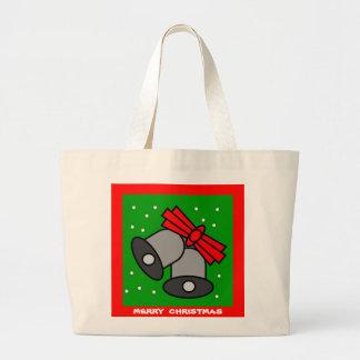 Bolsa Tote Grande Natal Bels