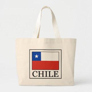 Bolsa Tote Grande O Chile
