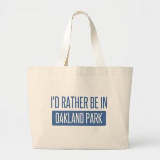 Bolsa Tote Grande Parque de Oakland