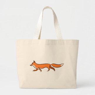 Bolsa Tote Grande Passeio do Fox