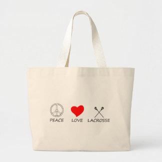 Bolsa Tote Grande paz love38