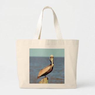 Bolsa Tote Grande Pelicano 4.jpg de Louisiana Brown