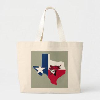 Bolsa Tote Grande Pesca de Texas