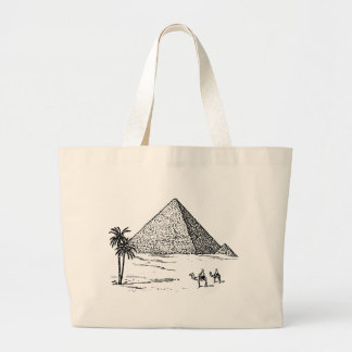 Bolsa Tote Grande Pirâmide