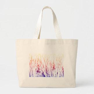 Bolsa Tote Grande Planta de arroz