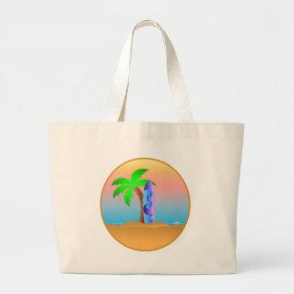 Bolsa Tote Grande Praia