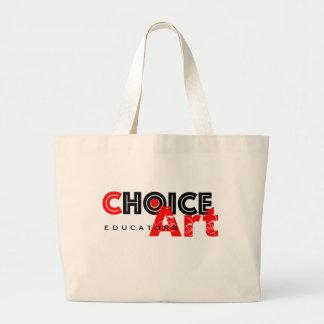 Bolsa Tote Grande Professores Totebag da Escolha-Arte