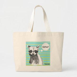 Bolsa Tote Grande Raccoon_Cookies_113323534.ai