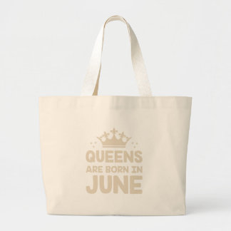 Bolsa Tote Grande Rainha de junho