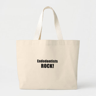Bolsa Tote Grande Rocha dos Endodontists