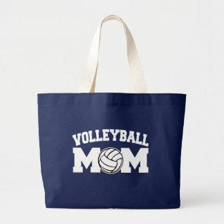 Bolsa Tote Grande Saco da mamã do voleibol