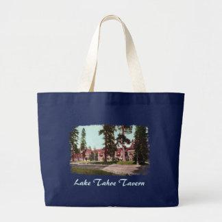 Bolsa Tote Grande Sacola da taberna de Lake Tahoe