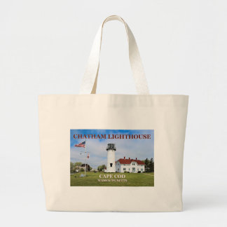 Bolsa Tote Grande Sacola de Cape Cod Massachusetts do farol de