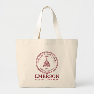 Bolsa Tote Grande Sacola de Emerson