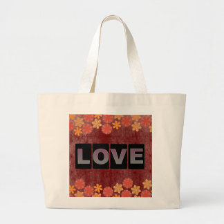 Bolsa Tote Grande Sacola do amor